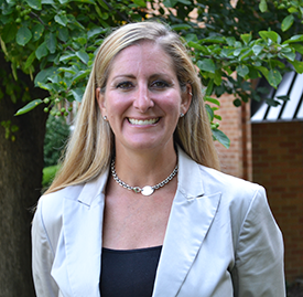 Principal Rachel Solomon