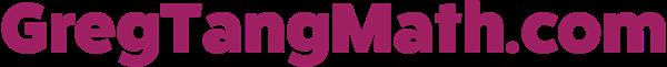 GregTangMath
